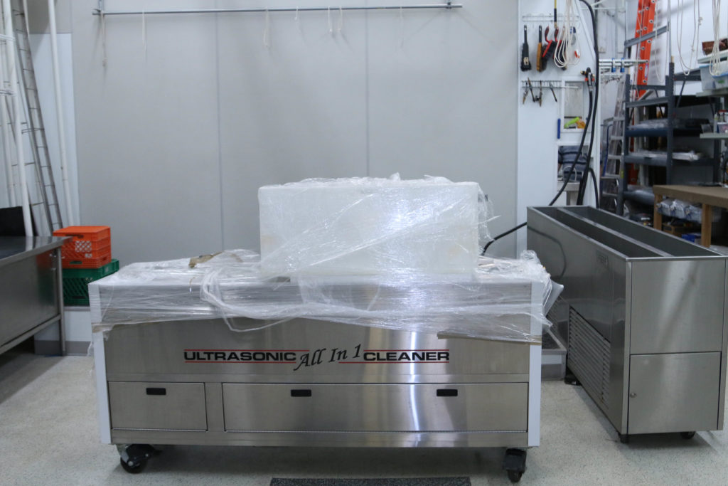 Used Ultrasonic Blind Cleaning Machines